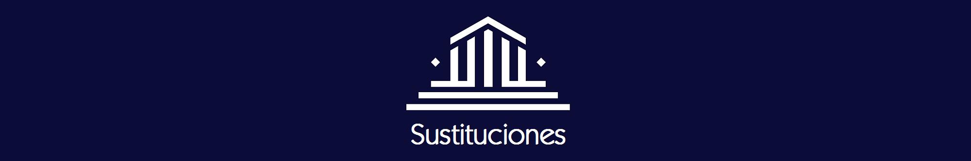 Abogado Sustituto sustituciones de abogados